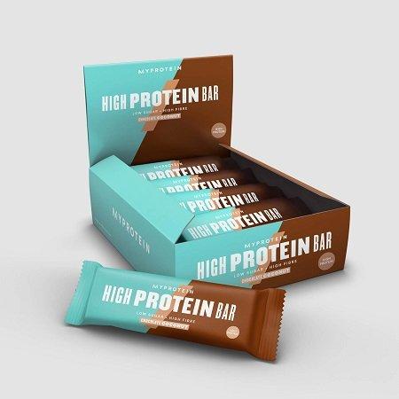 """24 x High-Protein Bar Riegel """"Schokolade Kokosnuss"""" für 24,85€ inkl. VSK"""