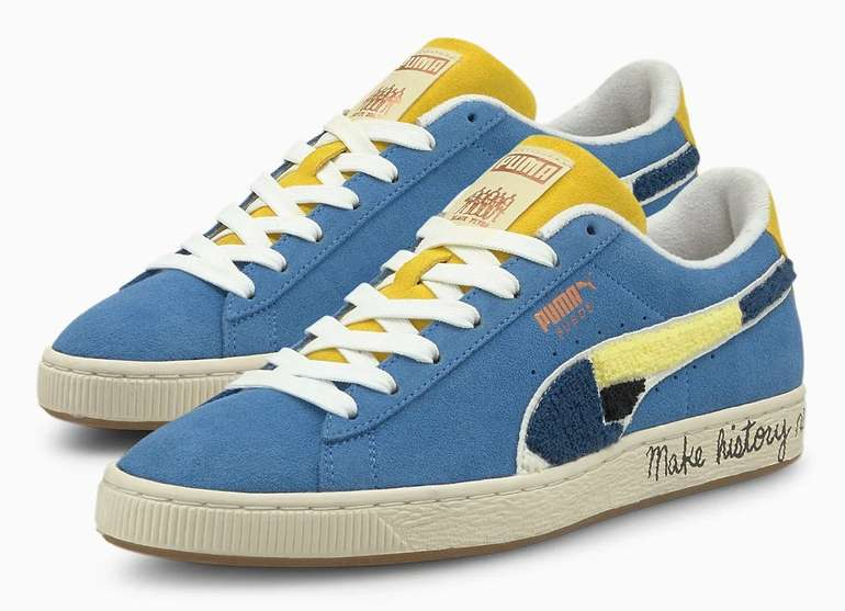 Puma x Black Fives Suede Classic Herren Sneaker für 43,96€ inkl. Versand (statt 65€)