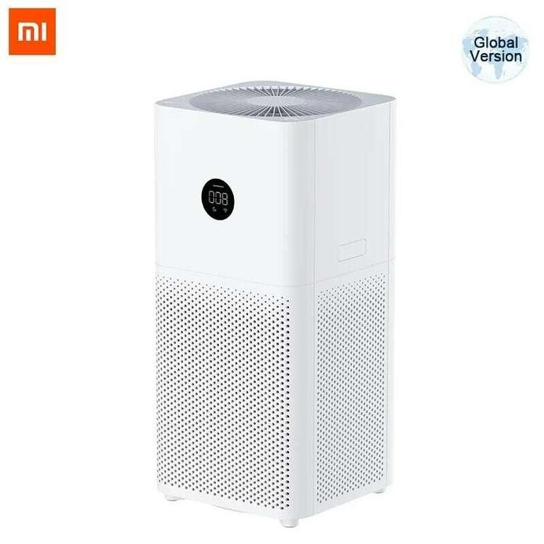 Xiaomi Mi Air Purifier 3C Luftreiniger mit App Anbindung für 69,50€ inkl. Versand (statt 89€)