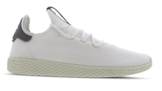 Adidas Originals Pharell Williams PW Tennis Herren Sneaker in weiß für 59,99€ (statt 80€)