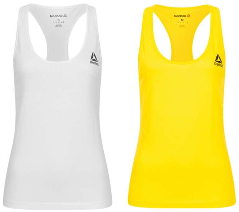 Reebok TRB Damen Fitness Tank Top (3 Farben) zu je 13,94€inkl. Versand (statt 20€)