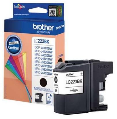 Saturn: Original Tinte & Toner für Brother-Drucker z.B. Brother LC-223BK für 14€