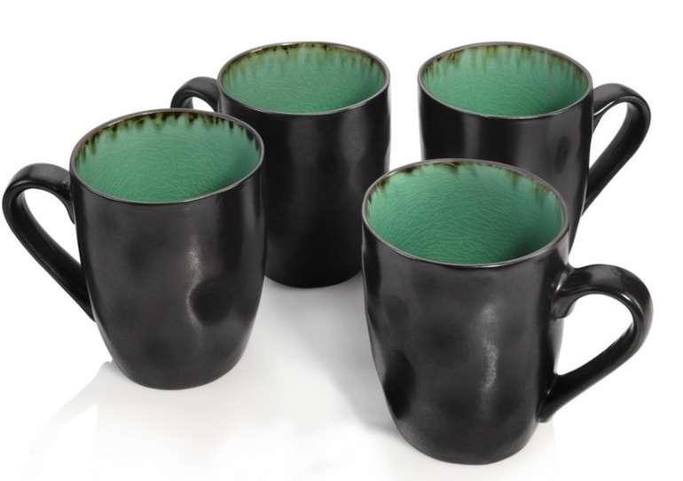 Sänger Kaffeebecher Set Palm Beach mit 350 ml (4-tlg.) für 25,99€inkl. Versand (statt 33€)
