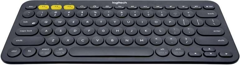 Amazon Prime Day: Logitech Multi-Device K380 Tastatur für 25,99€ inkl. Versand (statt 36€)
