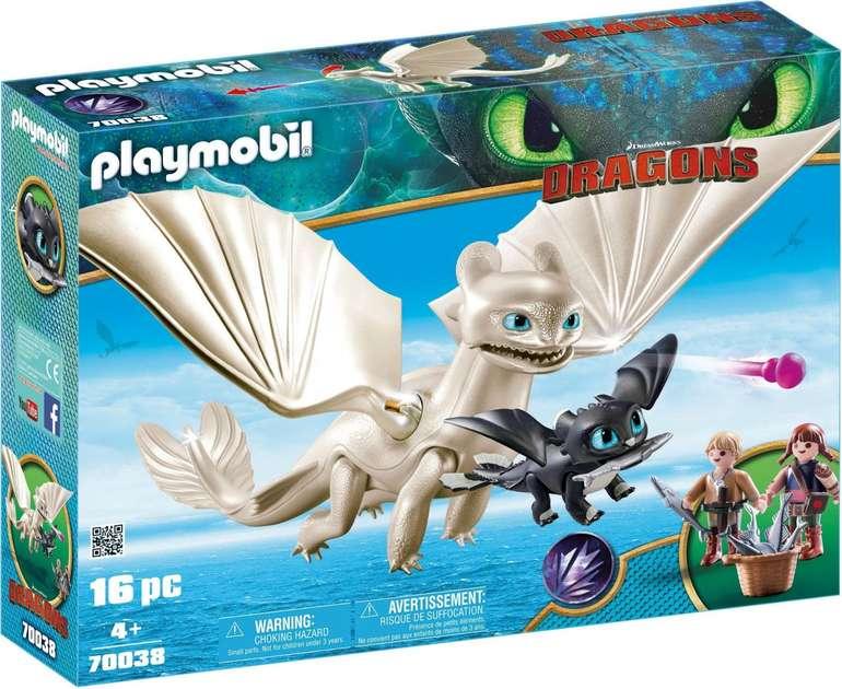 Playmobil Dragons - Tagschatten und Babydrachen mit Kindern (70038) für 16,86€ inkl. Versand (statt 21€)