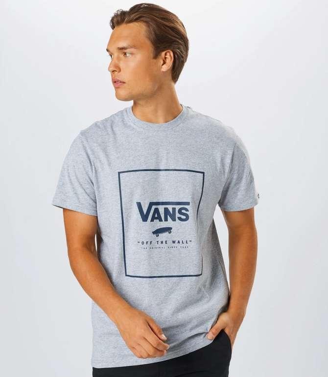"Vans Herren T-Shirt ""Print Box"" für 12,30€ inkl. Versand (statt 27€)"
