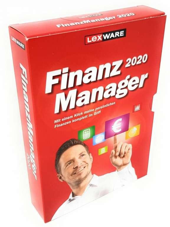 Lexware Finanz Manager 2020 für 29,99€inkl. Versand (statt 35€)