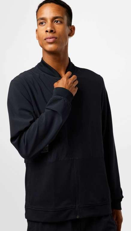 Nike Dri-Fit Herren Sportsweatjacke in schwarz für 29,90€inkl. Versand (statt 50€)