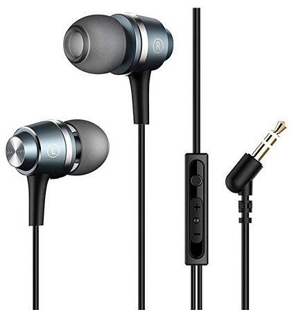 Mpow in-Ear Kopfhörer (2018) mit Mikrofon für 5,66€ inkl. Versand (Prime)