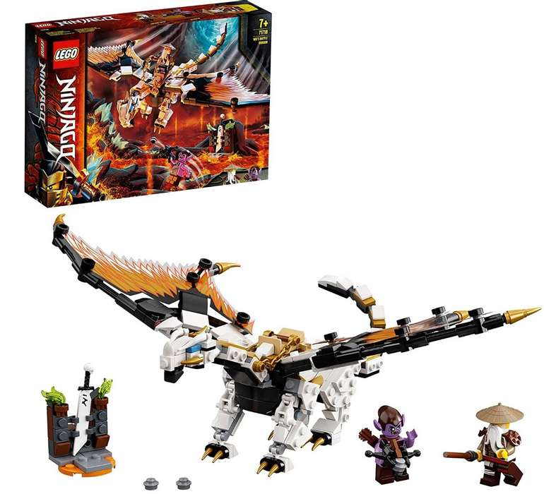"""Lego """"71718"""" Ninjago Wus gefährlicher Drache für 14,99€ (statt 20€)"""