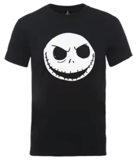 Gutscheinfehler? The Nightmare Before Christmas T-Shirt (vers. Modelle) zu je 6,99€ inkl. Versand (statt 20€)