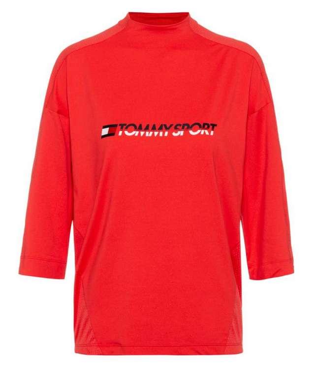 SportScheck: 20% on Top auf Top Brands - z.B. Tommy Hilfiger Damen Langarmshirt für 29,51€ inkl. Versand (statt 36€)