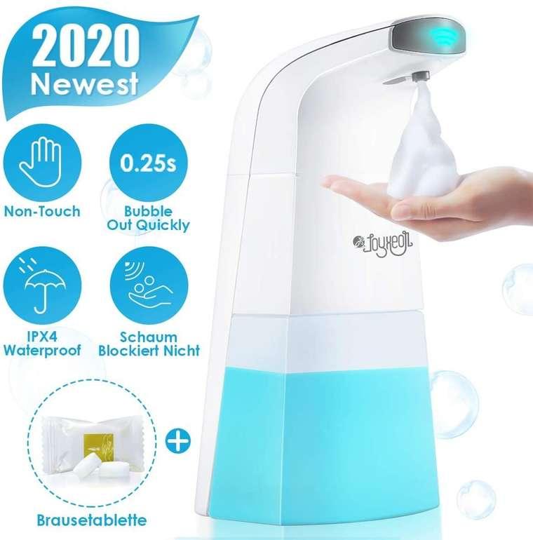 Joyxeon automatischer Seifenspender mit 310 ml Fassungsvermögen für 13,79€ inkl. Prime Versand (statt 23€)