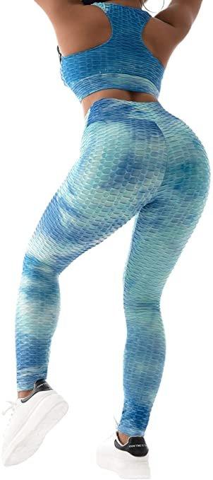 Beelu Damen Sport BH & Leggings im Set (5 Farben) für je 12,99€ inkl. Prime Versand (statt 27€)