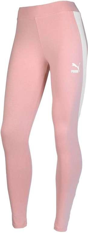 Puma Contrast Damen Leggings in Bridal Rose für 13,61€ inkl. Versand (statt 36€)