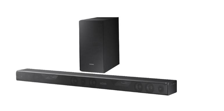 SAMSUNG HW-K850 Soundbar mit Dolby-Atmos für 499€ + 100€ Geschenk Coupon