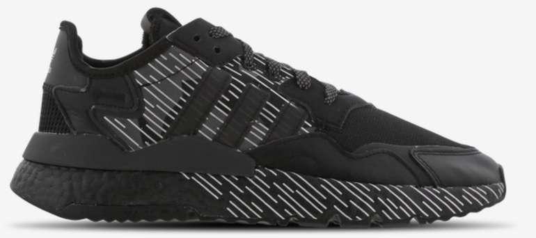 """Adidas Originals Nite Jogger Herren Sneaker im """"Black""""-Colourway für 69,99€ (statt 129€)"""