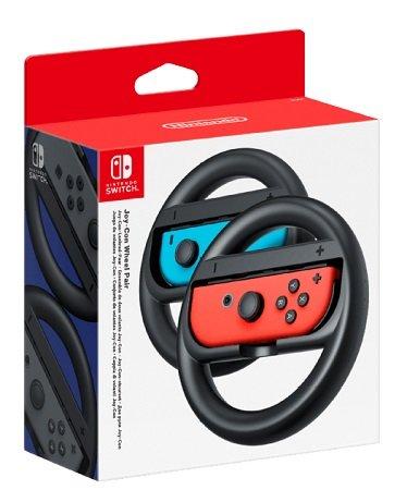 Nintendo Joy-Con-Lenkrad-Paar ab 10€ (statt 17€)
