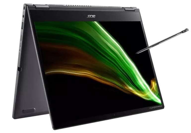 """Acer Spin 5 - 13"""" Convertible Notebook (QHD, IPS Touch-Display, i7, 16GB und 1 TB SSD) für 999€ (statt 1.299€)"""