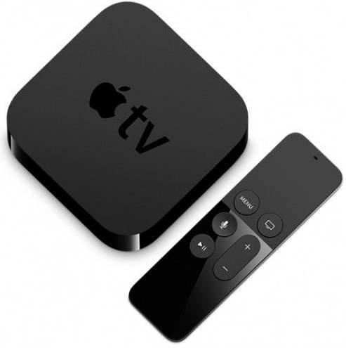 Apple TV 4. Generation 64GB (B-Ware) für 114,95€ inkl. Versand