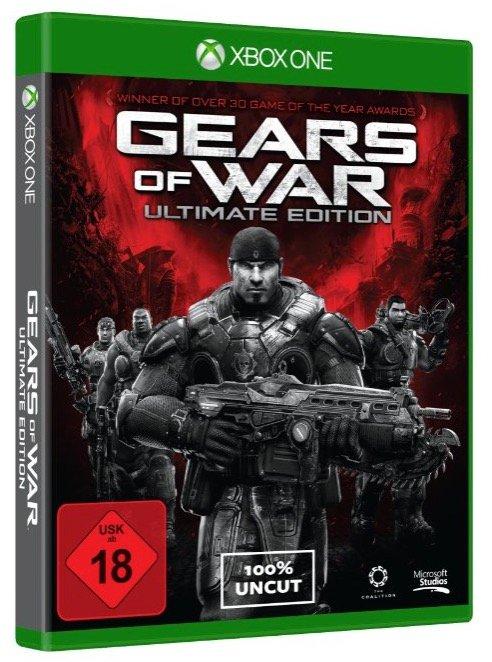 Gears of War: Ultimate Edition für die Xbox One nur 1,19€ (Download Code)