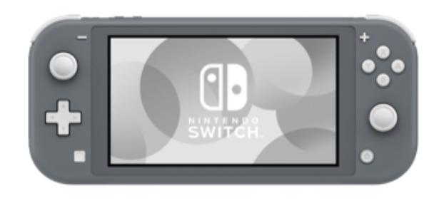 Nintendo Switch Lite in grau für 169€ inkl. Versand (statt 200€)