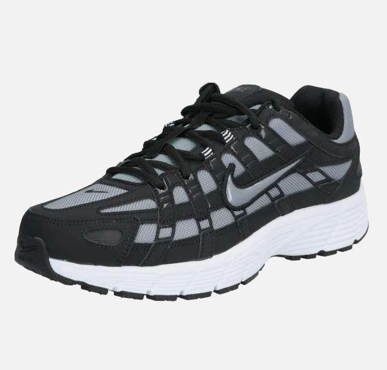 Nike Sportswear P-6000 Herren Sneaker in grau/schwarz/weiß für 34,16€ inkl. Versand (statt 77€)