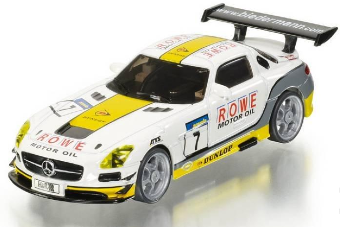 Mercedes-Benz SLS AMG GT3 - SIKU Racing Auto, 4 Gänge für 81,72€ (statt 93€)