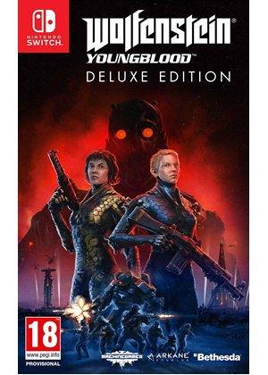 Wolfenstein: Youngblood Deluxe Edition (PS4 & Switch & XBOX) für 23,53€