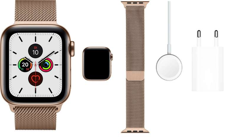 apple-watch-series-5-gps-lte-40mm-edelstahl-gold-milanaise-gold