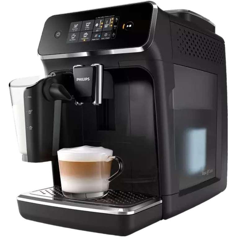 Richtig sparen mit dem Media Markt Gutscheinheft - z.B. Philips EP 2231/40 2200 Kaffeevollautomat für 339€