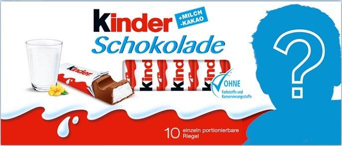air max kinderschokolade
