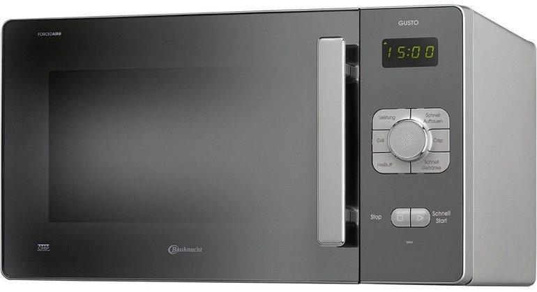 Bauknecht MW 88 Mir Mikrowelle mit Grill & Heißluft für 127,99€ mit Versand