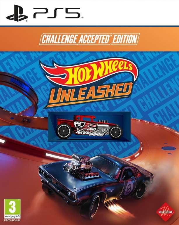 Hot Wheels Unleashed (Challenge Accepted Edition, PS5) für 56,95€ inkl. Versand (statt 66€)