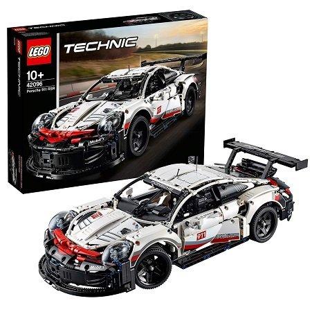 LEGO Technic - Porsche 911 RSR (42096) für 99,99€ inkl. Versand (statt 112€)