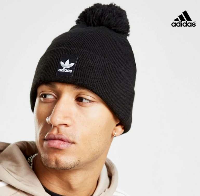 adidas Bommelmütze in Schwarz für 9,99€inkl. Versand (statt 20€)