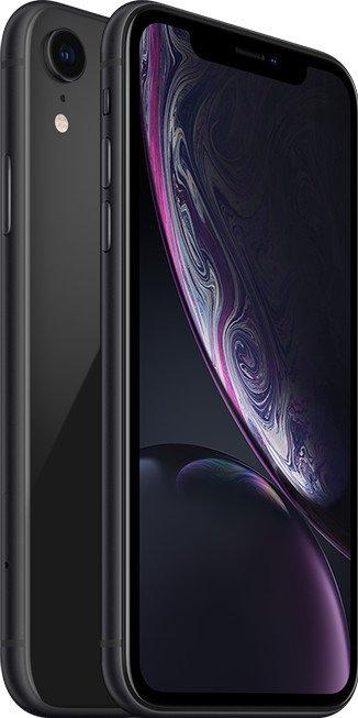 Apple iPhone XR mit 64GB Speicher in Schwarz für 679,90€ inkl. Versand