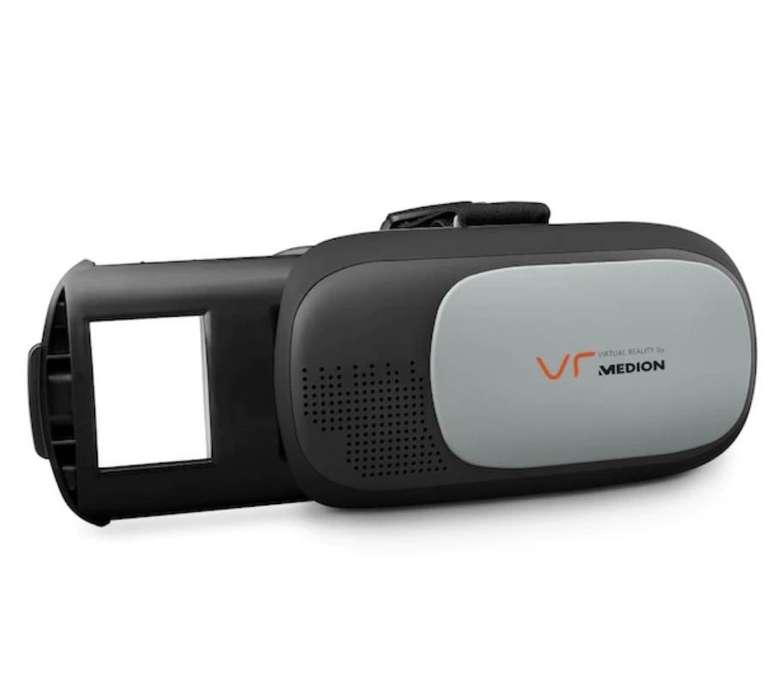 Medion X83008 - Virtual Reality Headset (für 4,0'' bis 6,0'' Smartphones) nur 4,95€