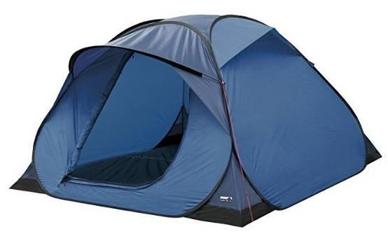 High Peak Pop Up Hyperdome 3 Zelt (für 3 Personen) für 49,95€ (statt 69€)