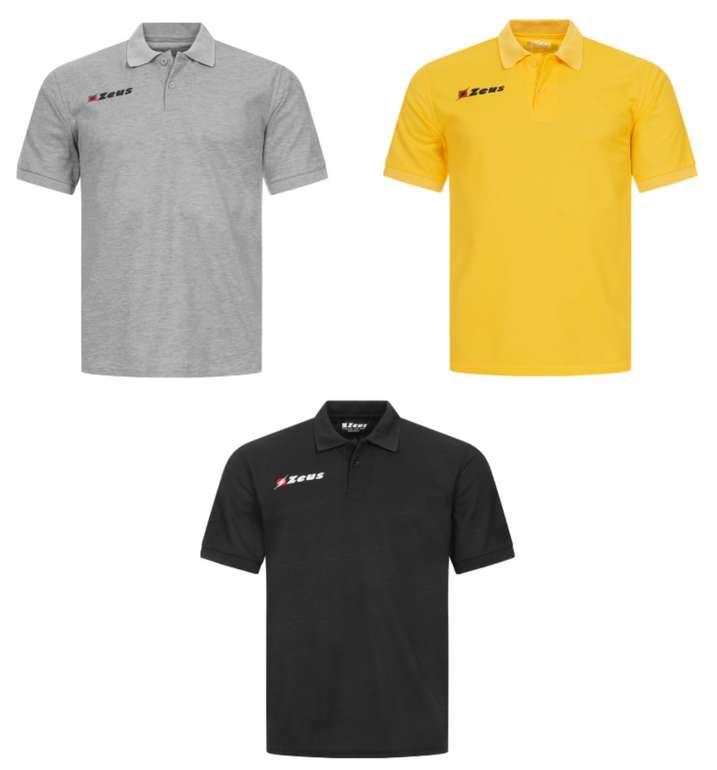 Zeus Basic Herren Polo-Shirt (verschiedene Farben) zu je 7,99€ zzgl. Versand (statt 12€)