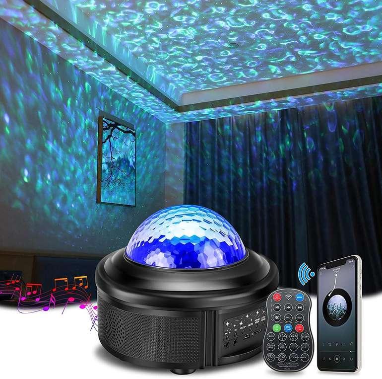 Solmore LED Sternenhimmel Projektor für 21,53€ inkl. Versand (statt 36€)