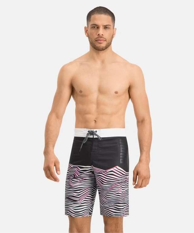 Puma Swim Herren Lange Boardshorts in 2 Farben für je 23,96€ inkl. Versand (statt 36€)