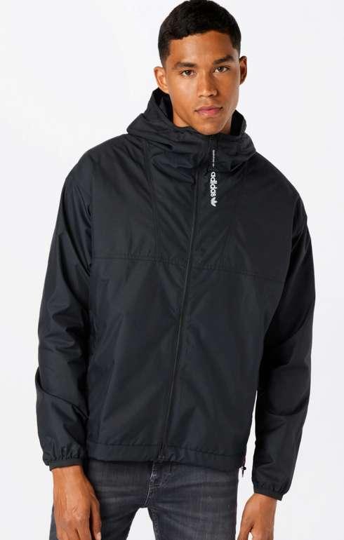 Adidas Originals Adventure Mesh Herren Jacke in Schwarz für 57,90€inkl. Versand (statt 90€)