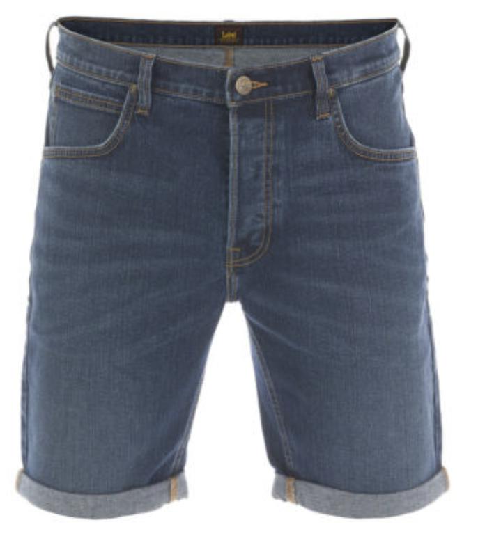 Lee Herren Jeans Short aus Baumwolle für 34,95€ inkl. Versand (statt 50€)