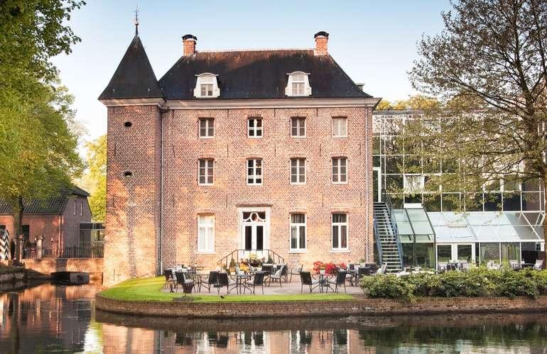 Venlo: 1 ÜN im 4* Bilderberg Chateau Holtmühle (Frühstück, SPA, Fitness) für 54,50€ p.P