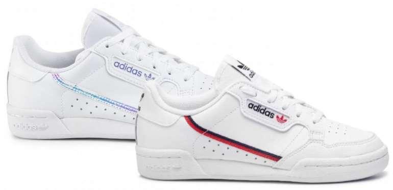 eSchuhe: Mother's Day Sale mit bis zu 50% Extra Rabatt auf ausgewählte Artikel - z.B. Adidas Continental 80 Sneaker für 46,80€