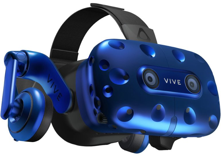 HTC Vive Pro VR-Brille für 799€ inkl. Versand (statt 836,33€)