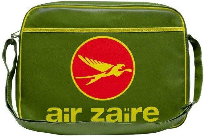Logoshirt Tasche 'Air Zaire' in grün oder blau für je 12€ inkl. Versand (statt 30€)
