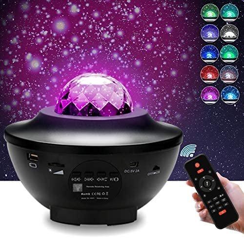 Vingo LED Sternenhimmel Projektor mit Fernbedienung für 20,99€ inkl. Versand (statt 30€)
