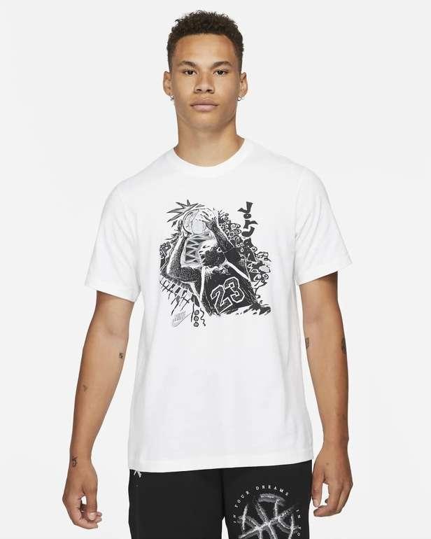 Jordan Vintage Herren T-Shirt mit Grafik in 4 Farben für je 26,24€ inkl. Versand (statt 35€) - Nike Membership!